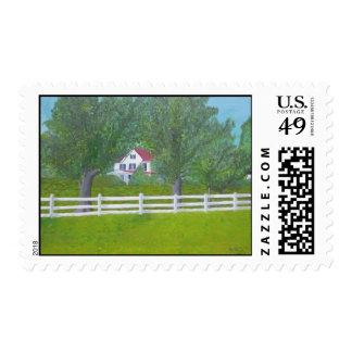 Casa de la granja del col - Purcellville, VA Sello