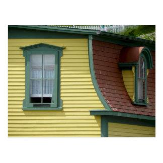 Casa de la herencia, trinidad tarjetas postales