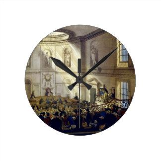 Casa de la India el cuarto de la venta del Micr Reloj De Pared