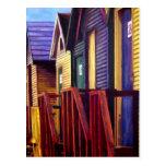 Casa de la playa de Michael Tarjetas Postales