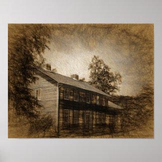 Casa de la Poster-Cerradura 31