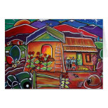 Casa De Los Abuelos Greeting Cards