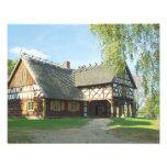 Casa de madera vieja - foto