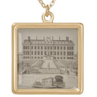 Casa de Montague, ahora British Museum, 1813 (engr Grimpolas