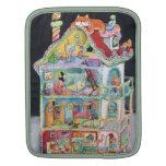 Casa de muñecas mágica fundas para iPads