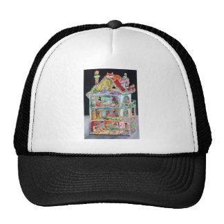 Casa de muñecas mágica gorras de camionero