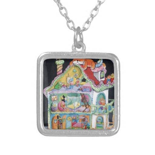 Casa de muñecas mágica grimpola personalizada