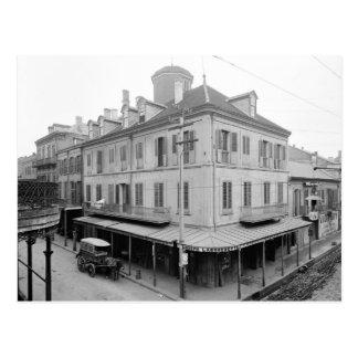 Casa de Napoleon, New Orleans, 1900s tempranos Postal