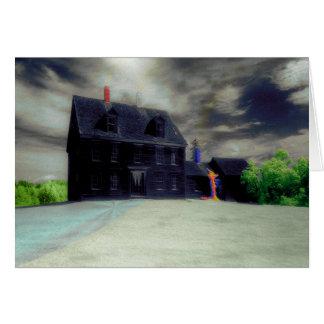Casa de Olsen # 3 Tarjeta De Felicitación