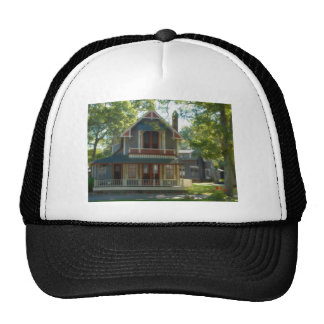 Casa de pan de jengibre 15 gorras de camionero