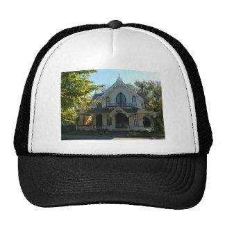 Casa de pan de jengibre 19 gorras
