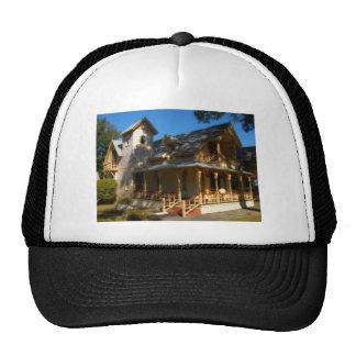 Casa de pan de jengibre 1 gorra
