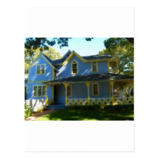 Casa de pan de jengibre 22 postales