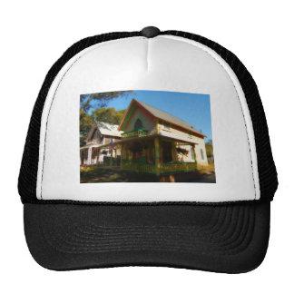 Casa de pan de jengibre 24 gorras