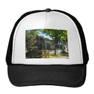Casa de pan de jengibre 27 gorras