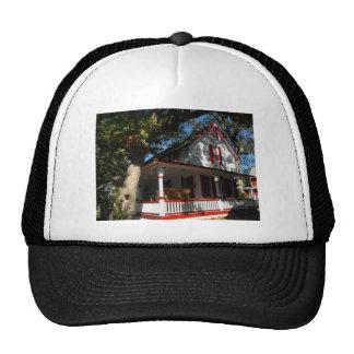 Casa de pan de jengibre 2 gorra