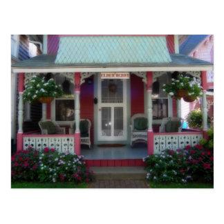 Casa de pan de jengibre 34 tarjetas postales