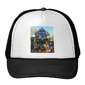 Casa de pan de jengibre 4 gorras