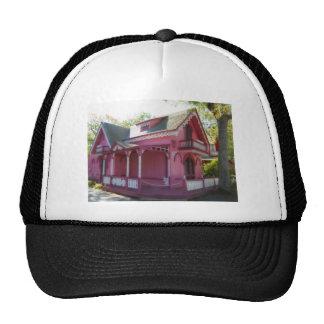 Casa de pan de jengibre 7 gorras de camionero