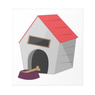 Casa de perro bloc