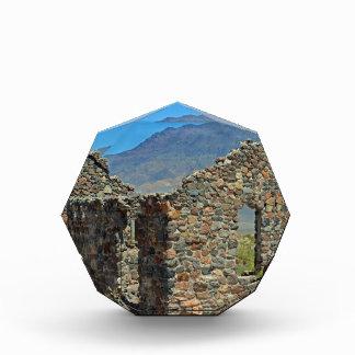 Casa de piedra vieja histórica
