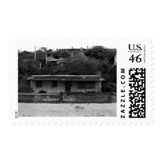 Casa de planta baja de la playa de Newport