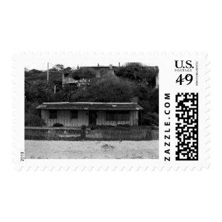 Casa de planta baja de la playa de Newport Franqueo
