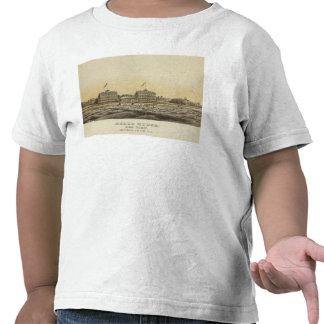 Casa de playa, mar ceñido, Monmouth Co, NJ Camiseta