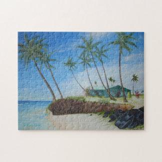 Casa de playa puzzle
