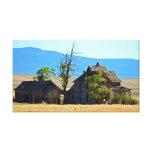 Casa de rancho histórica hermosa