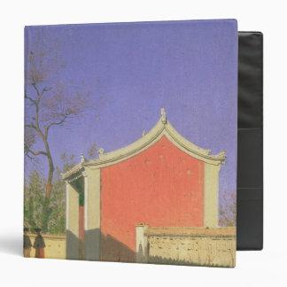 """Casa de reunión del Solones, Ak-Kent, 1869-70 Carpeta 1 1/2"""""""