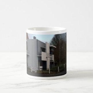 Casa de Rietveld Schröder, Utrecht Taza