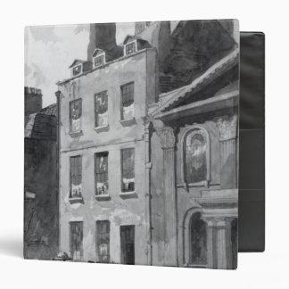 """Casa de sir Isaac Newton Carpeta 1 1/2"""""""