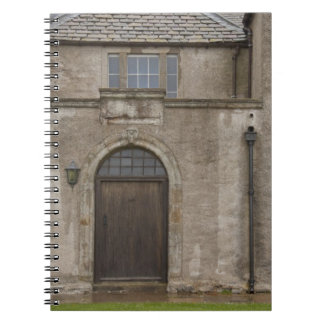 Casa de Skaill, mansión del siglo XVII en las Orca Note Book