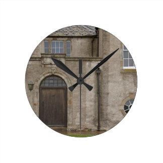 Casa de Skaill, mansión del siglo XVII en las Orca Reloj Redondo Mediano