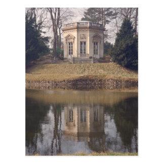 Casa de té de Versalles Tarjetas Postales