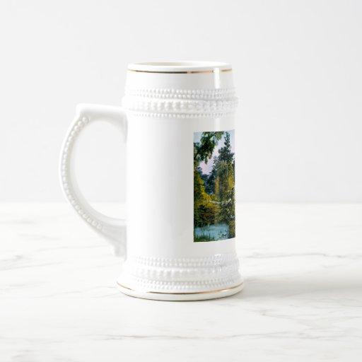 Casa de té taza