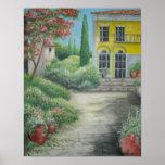 Casa de Toscana Impresiones
