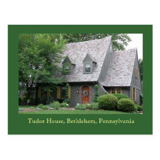 Casa de Tudor Tarjetas Postales