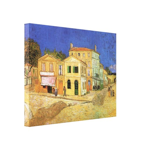 Casa de Van Gogh Vincent en Arles, bella arte