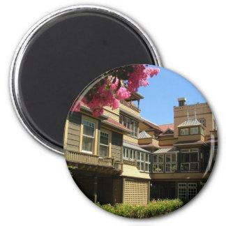 Casa de Winchester Imán Redondo 5 Cm