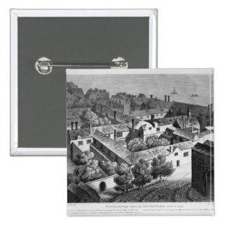 Casa de Winchester Southwark en cerca de 1649 Pin