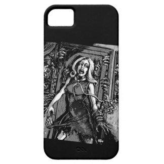 Casa de zombis iPhone 5 carcasas