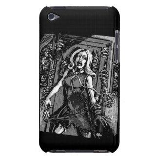 Casa de zombis iPod touch Case-Mate carcasas