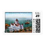 Casa del acantilado sellos