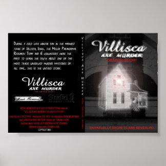 Casa del asesinato del hacha de Villisca, la HISTO Póster