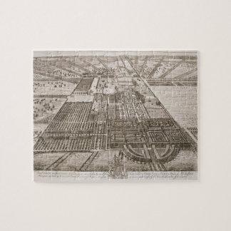 Casa del bádminton en el condado de Gloucester, en Puzzles Con Fotos