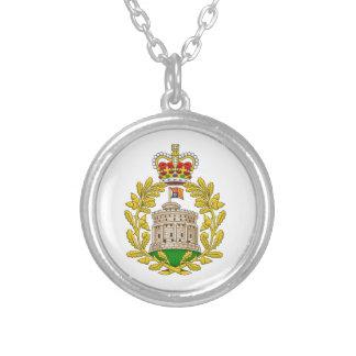 Casa del escudo de armas real de Windsor Pendiente