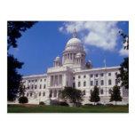 Casa del estado, Providence, Rhode Island, los E.E Postales