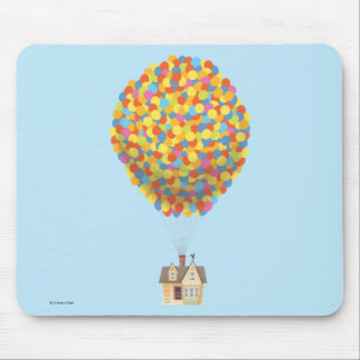 Casa del globo de Disney Pixar ENCIMA de la Mousepad